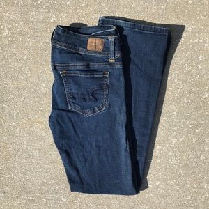 American Eagle Bootcut Jeans 4P